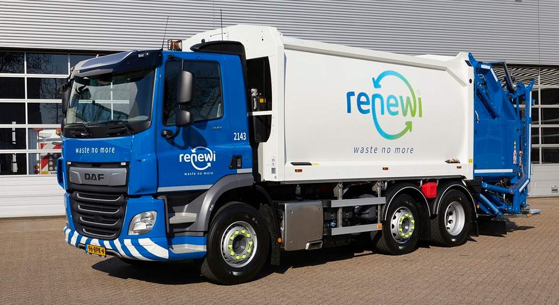 Waste Recycler Renewi Orders Another 200 Trucks From Daf