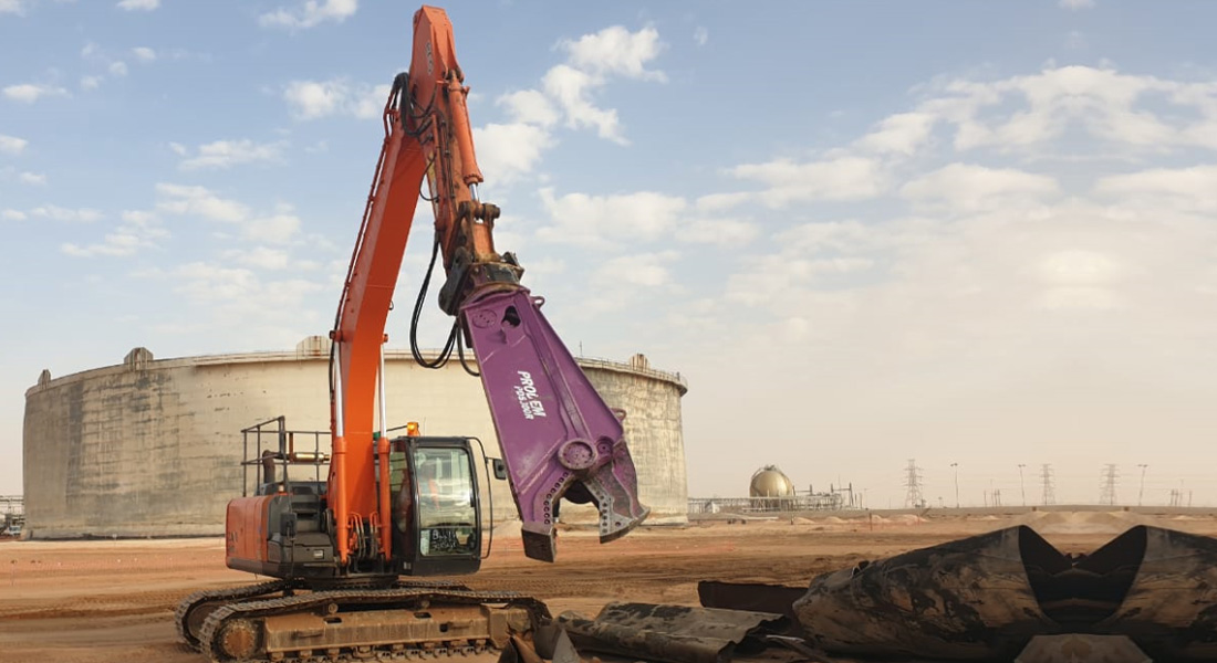 BPH enters Saudi Arabia market with PRODEM Dedicated Shears
