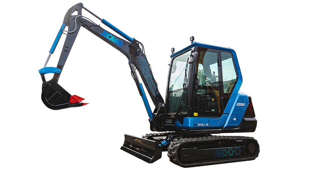 Cummins and XCMG Collaborate to Build Electric Excavator