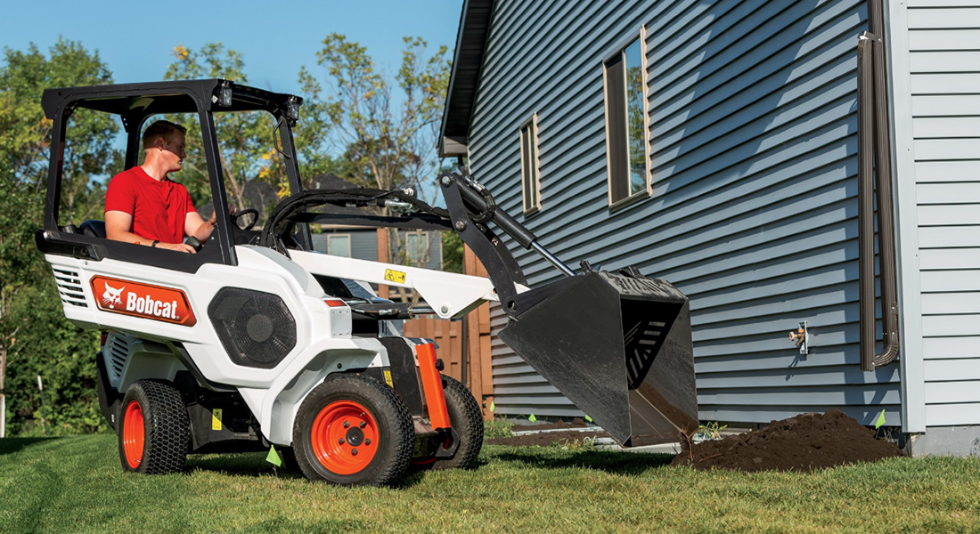 Bobcat Company Introduces Four All New, 60 Frame Size R Series Loaders
