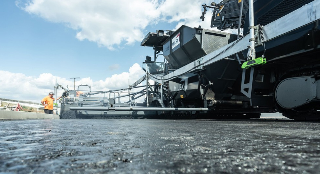 Paving Without Joints, Convincing Technology