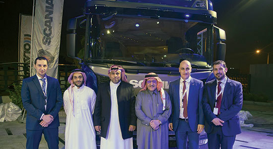 Large scania olayan cover