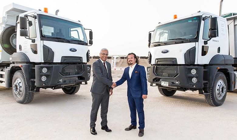 Al Tayer Motors Launches New Ford Tru...