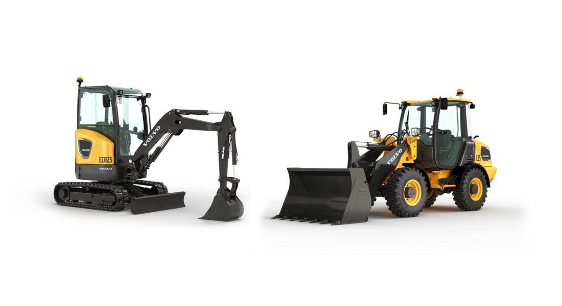Prebooking Of Volvo CE's Electric Machines