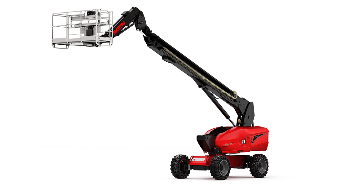 Rise To New Heights With The Aerial Work Platform 280 TJ-X