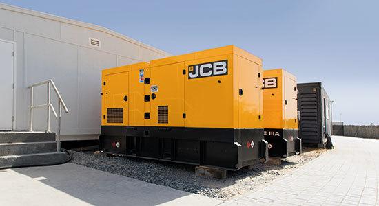 Large jcb cover