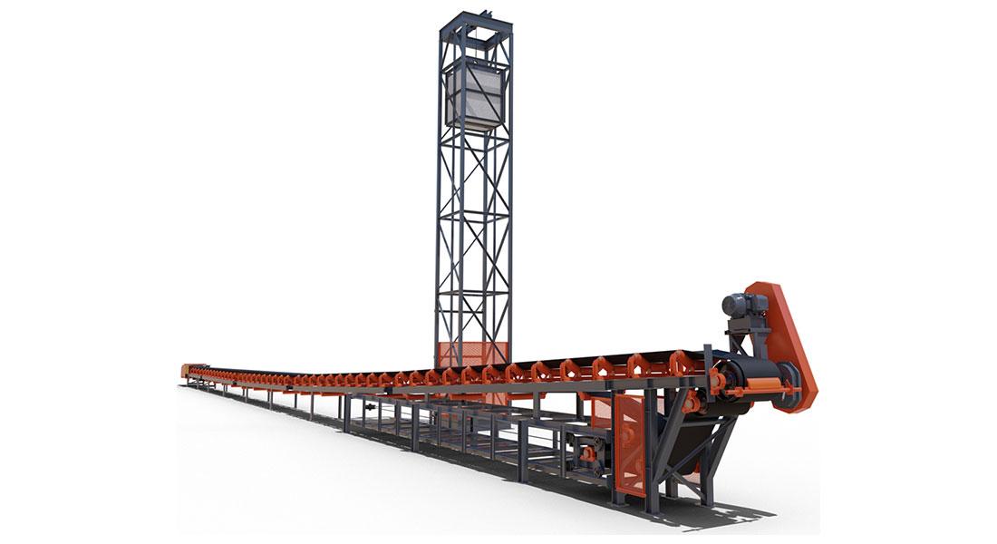 Superior Expands Range Of Modular Overland Conveyor Offering