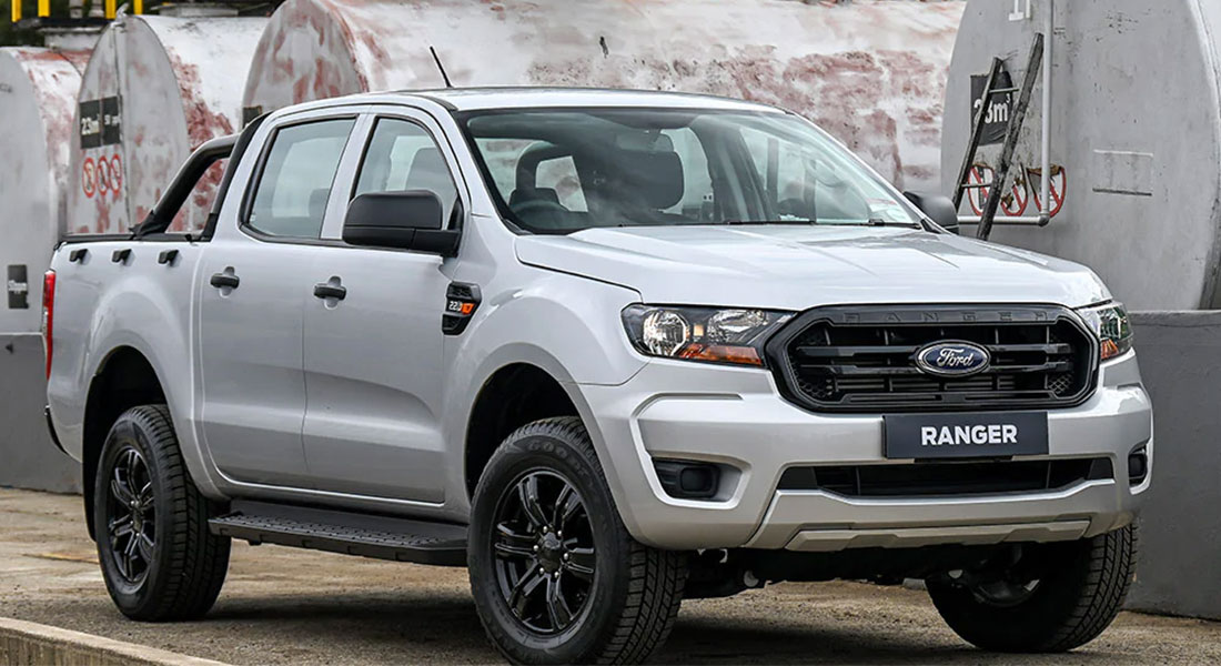 Ford Ranger Generates Record Numbers For Local And Export Sales