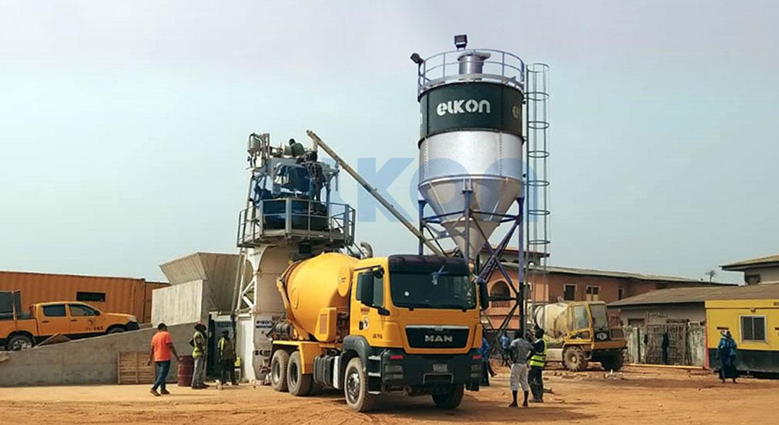 The Arab Contractors Choose ELKON In Nigeria