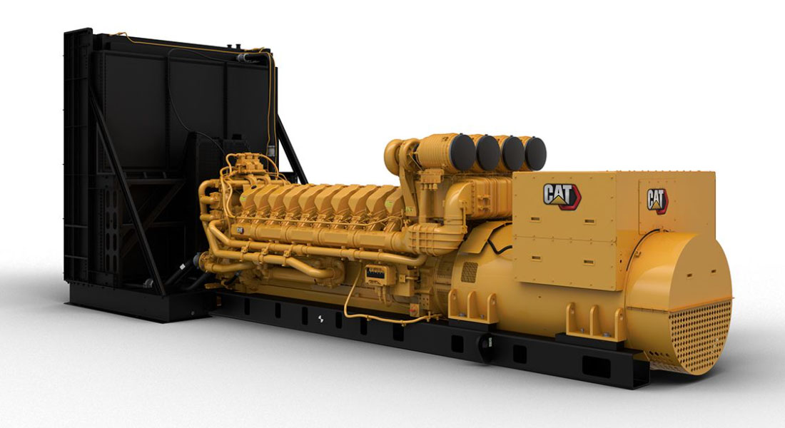 Caterpillar Expands Portfolio Of Power Solutions