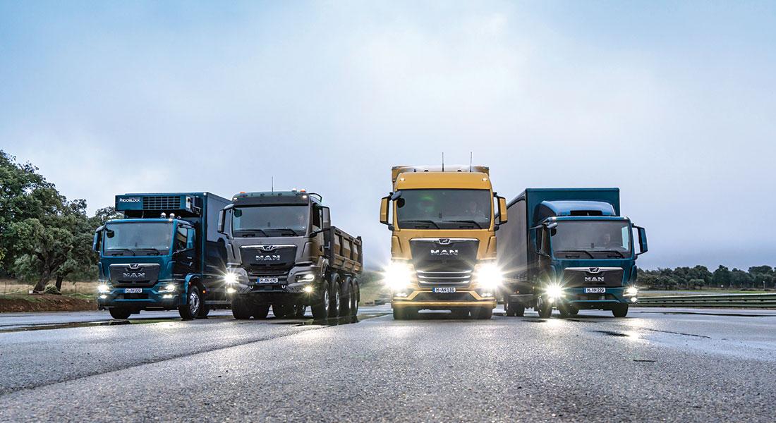 High-Tech Trucks