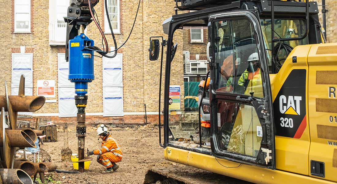 Auger Torque Launches New Earth Drill to Complement Large Drive Range