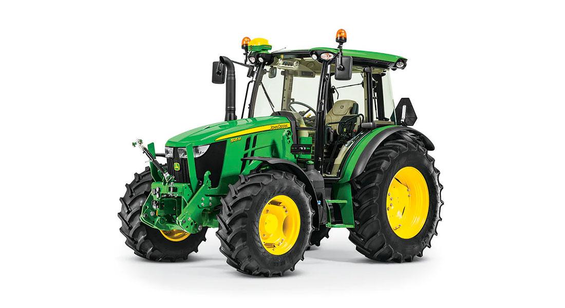 John Deere Redefines Its 5M Series Tractors