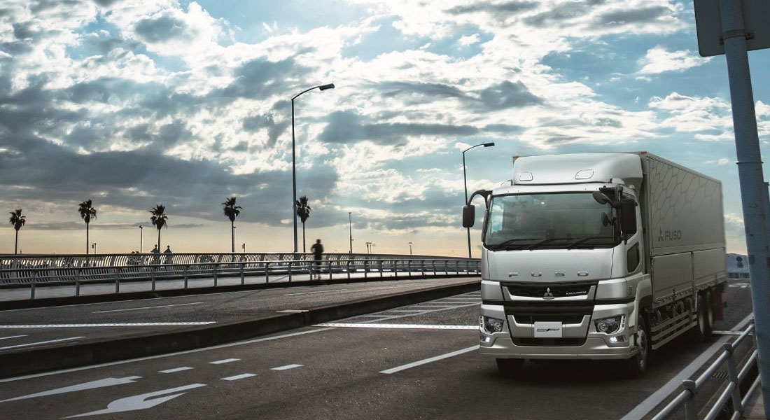 Mitsubishi Fuso Launches A New Model Of The Heavy-Duty Super Great