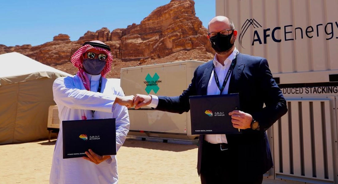 Altaaqa Partners With AFC Energy On Fuel Cell Gensets