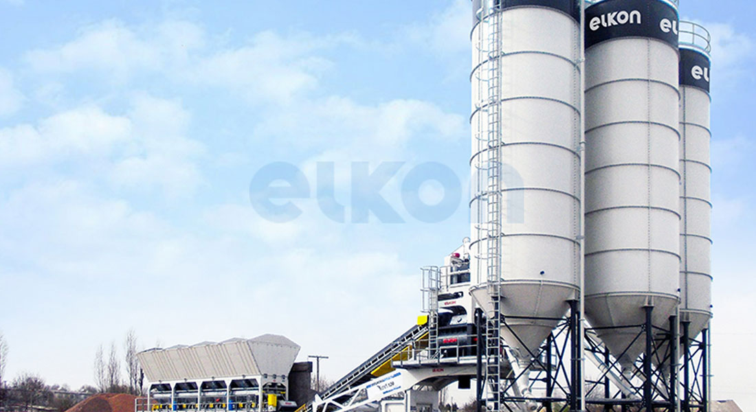 Putting Up Another Concrete Batching Plant To Oman