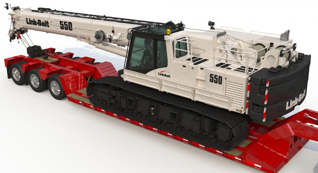 TCC-550 To Debut At CraneFest