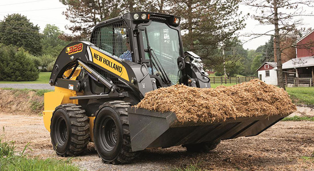 New Holland Celebrates 50 Years Of Skid Steer Offering
