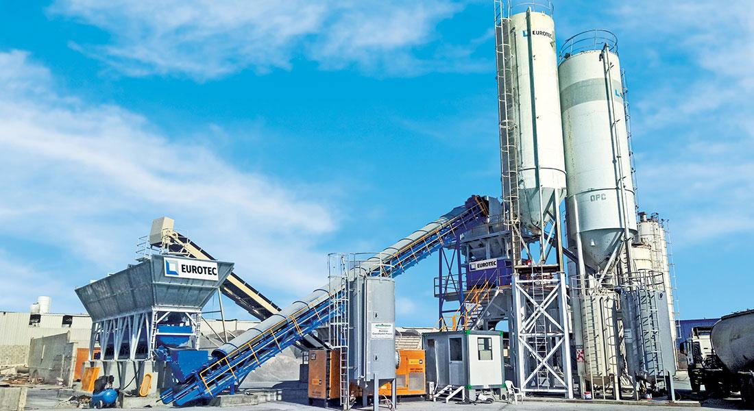 Eurotec Celebrates Landmark Plant Delivery Into The UAE