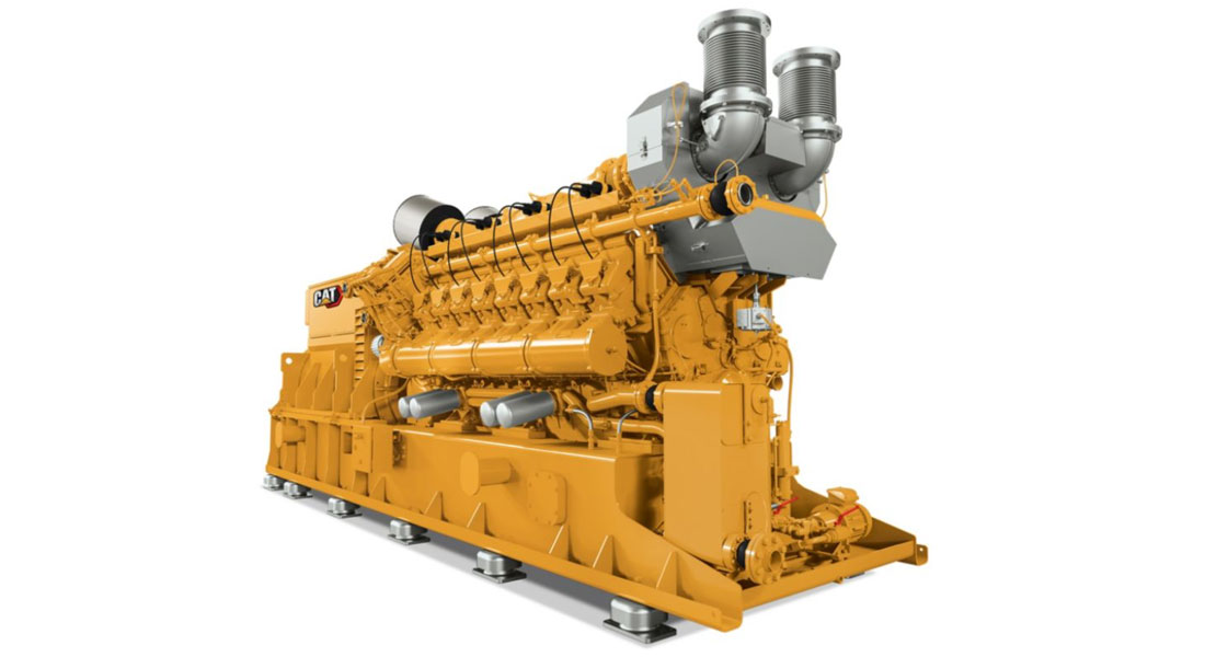 Caterpillar Extends Series Of CG170B Gas Generator Sets With Two New Power Nodes