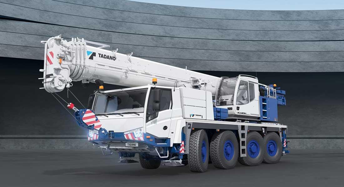 The New Tadano AC 4.070(L)-1 All Terrain Crane