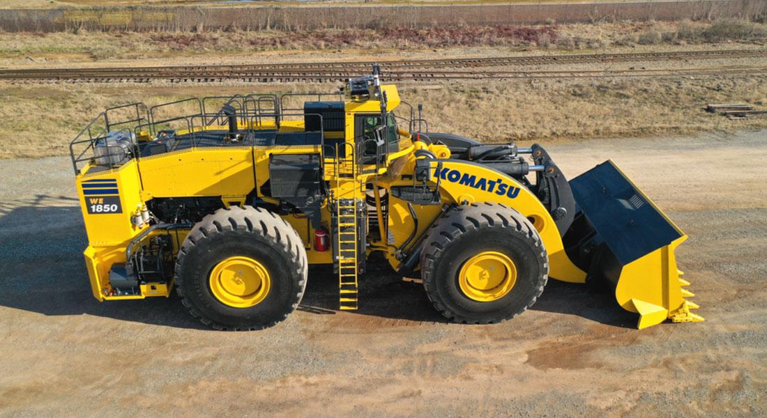 Komatsu To Highlight Scalable, Sustainable Mining Solutions At MINExpo 2021