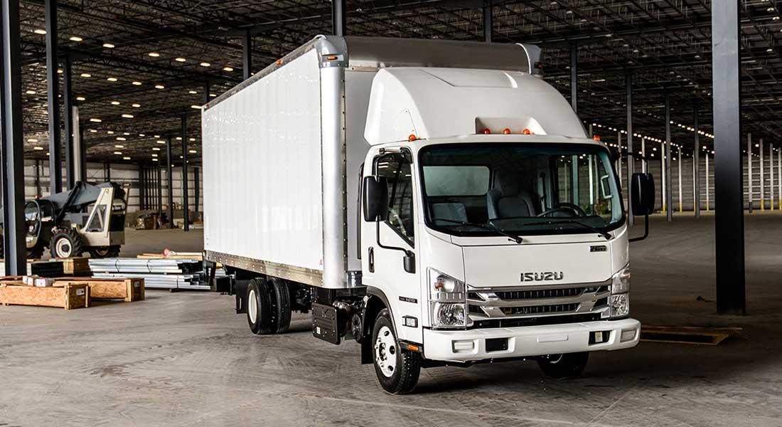 Isuzu and Hino Agree On OEM Supply Of Isuzu Light-duty Diesel Trucks For North America