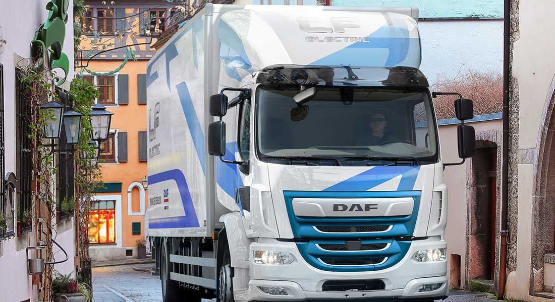 UK Government Selects Leyland Trucks For Electric Truck Trial