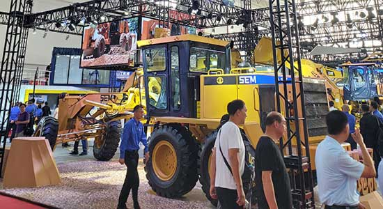 Heavy Equipment Manufactures Showcase...