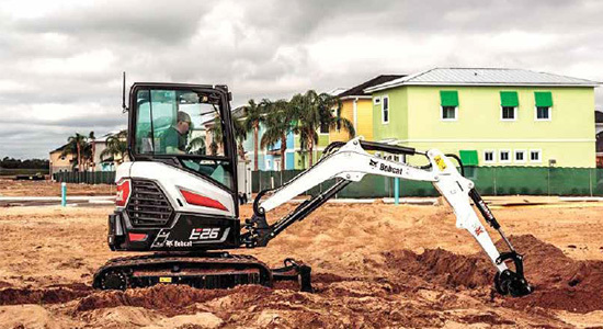 bobcat-company-introduces-new-e26-compact-excavator-to-the-r-series-lineup-cover-image