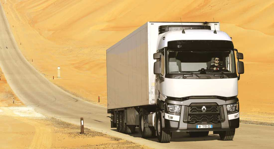 Renault Trucks C And K Ranges: Outsta...