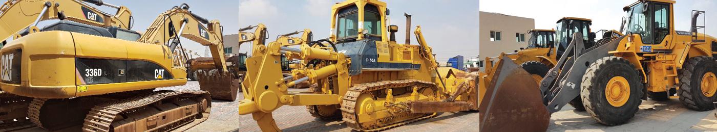 Gusob Wadouh Heavy Duty Used Equipment Trading LLC