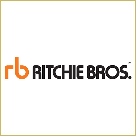 Logo Ritchie Bros. Auctioneers