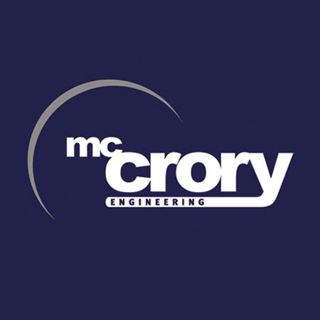Large mccrory logo