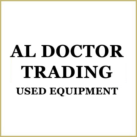 Al Doctor Trading Used Equipment