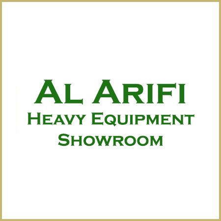 Al Arifi Heavy Equipment Showroom