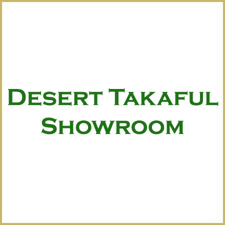 Desert Takaful Showroom